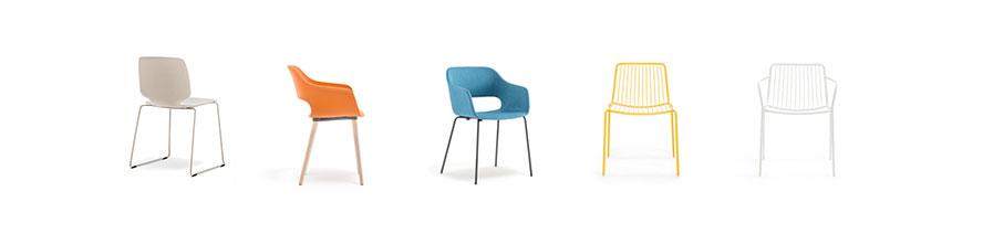 Krzesła Pedrali 3