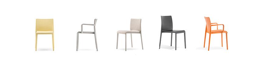Krzesła Pedrali 4