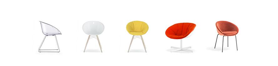 Krzesła Pedrali 5