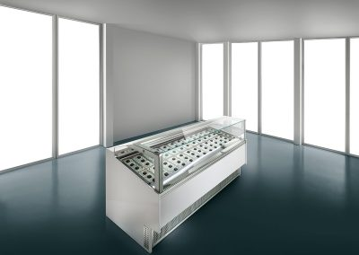 Witryna chłodnicza Frigomeccanica