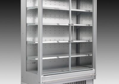 Regał chłodniczy OSCARTIELLE DIONE 2/DIONE 2 DOORS