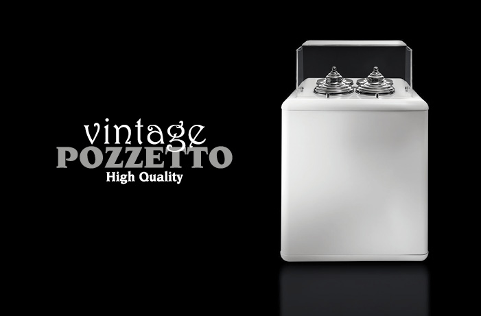 Witryna do lodów BRX Pozzetti VINTAGE
