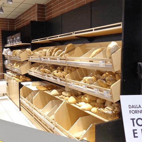 Wyposażenie sklepu piekarniczego