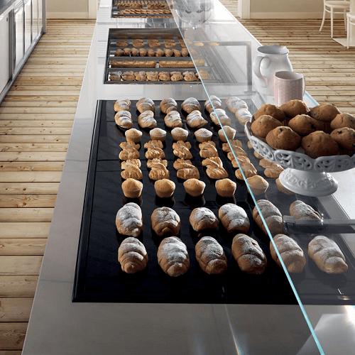 Wyposażenie sklepu cukierniczego